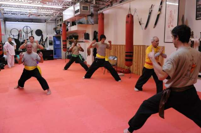 Martial arts show to start from August 5