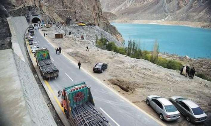 Land acquisition for Havelian-Thakot section of CPEC project in final stages: Senate told