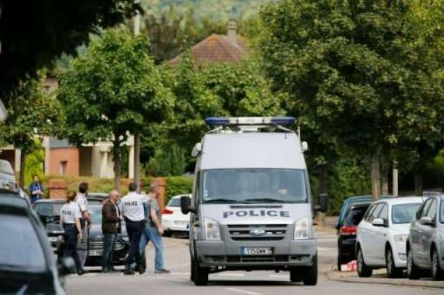 Syrian asylum seeker held over French church attack: source close to probe