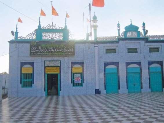 Urs of Faqir Qadir Bux Bedil on August 18
