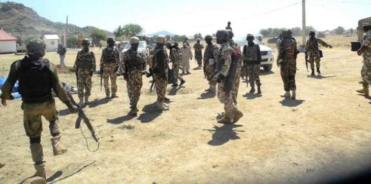Regional troops recapture Nigeria town from Boko Haram: army