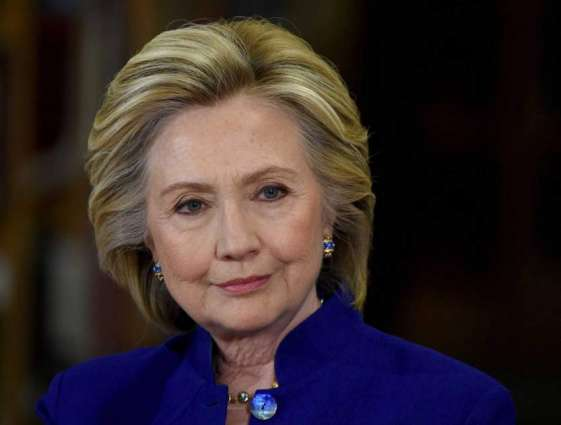 Donald Trump wants to divide the American people, Hillary Clinton