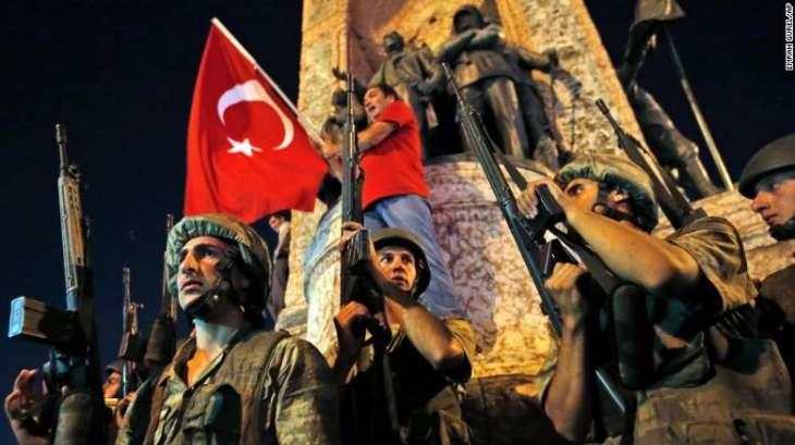 ترک فوج دے دو جنرنیلاں استعفیٰ ڈے ڈتا
