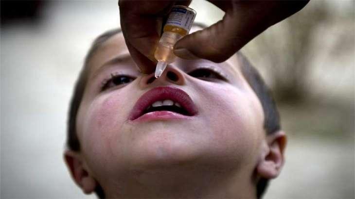 6-day anti-polio drive concludes in Karachi