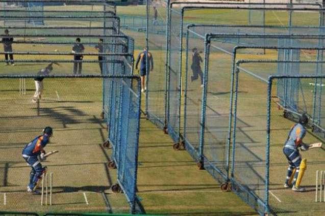 NCA High Performance cricket camp