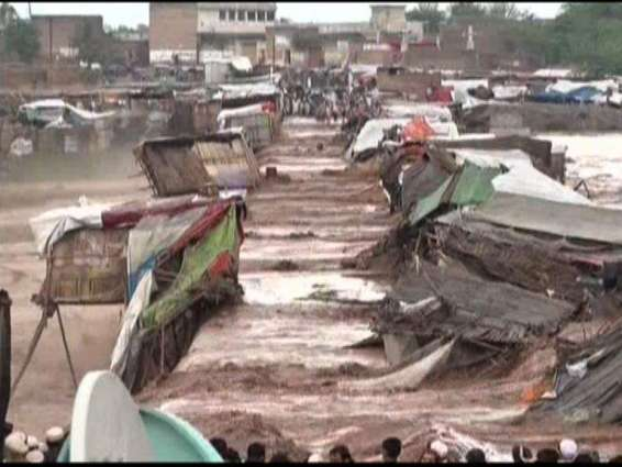 55 killed, 35 injured in flood: NDMA