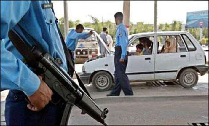 Islamabad police nab seven outlaws