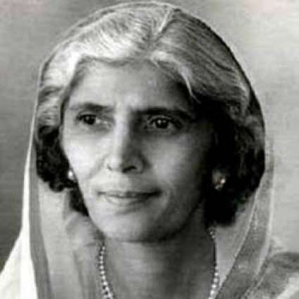 Birth anniversary of Fatima Jinnah on Saturday