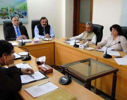 BISP should develop program for orphans and widows: Ahsan Iqbal