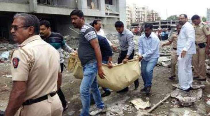 بھارت دے شہر پونے وچ زیر تعمیر عمارت وچ تھیونڑ آلے ہک حادثے دے نتیجے وچ 9 مزدور ہلاک