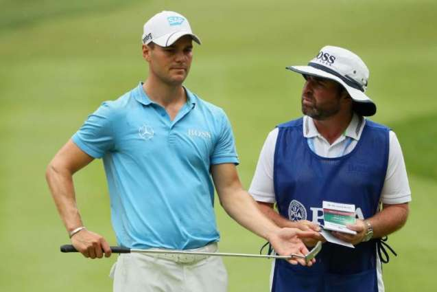 Kaymer, Stenson set for early charge at rainy PGA