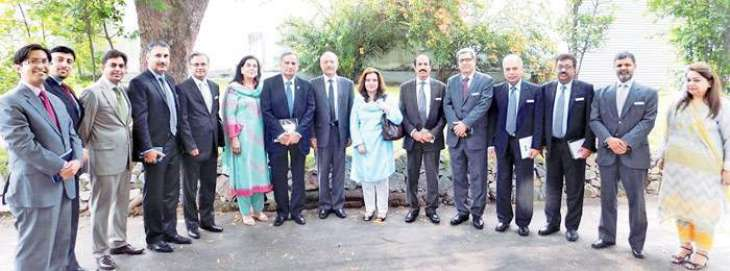 Pakistan committed to promote human capital, entrepreneurship development in Sri Lanka: Ambassador