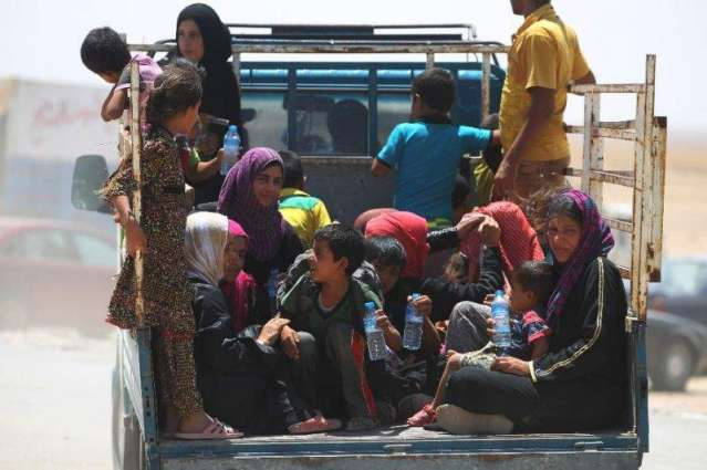 Up to 1 million more Iraqis risk being displaced: Red Cross