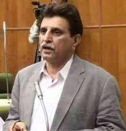 Zero tolerance for corruption in AJK: Farooq Haider