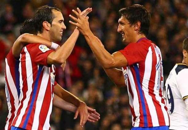 Football: Atletico Madrid 1 Tottenham Hotspur 0