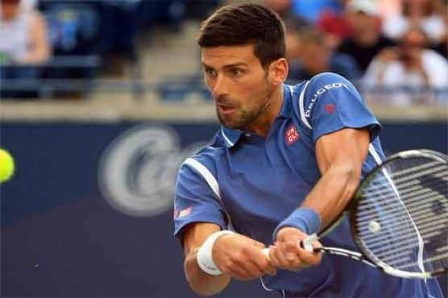 Tennis: Djokovic edges Berdych to reach Toronto semis