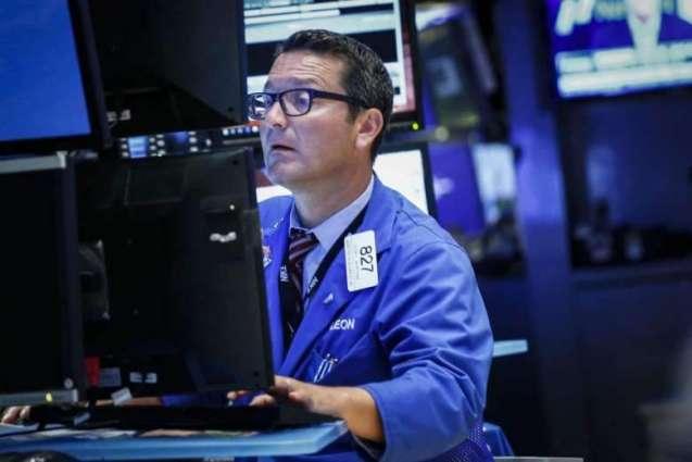 US stocks mostly up on Amazon, Alphabet profits