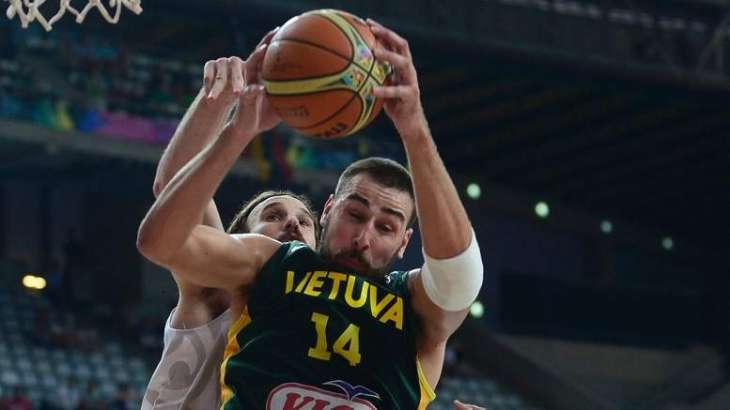 Olympics: US routs Venezuela in Olympic basketball tune-up