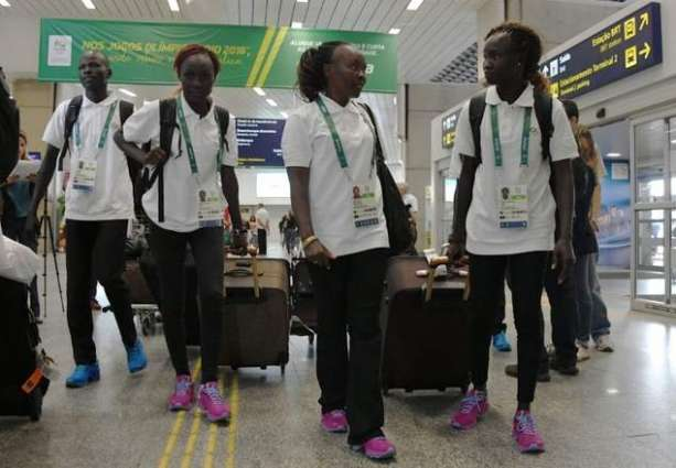 Athletics: S. Sudan refugee Olympians run for glory of lost home