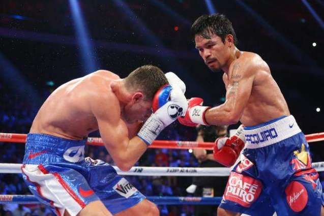 Boxing: Vargas eager to promote potential fight with Pacquiao