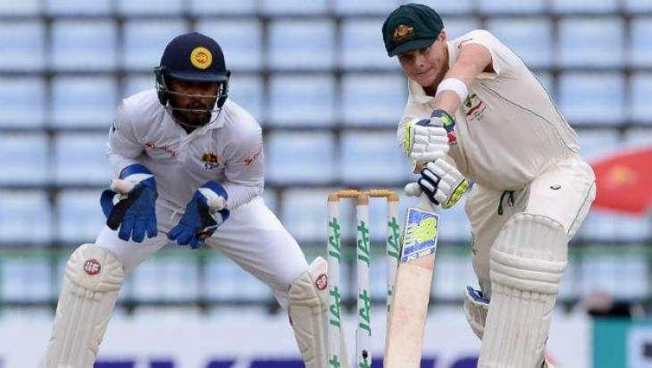 Cricket: Sri Lanka vs Australia first Test scores