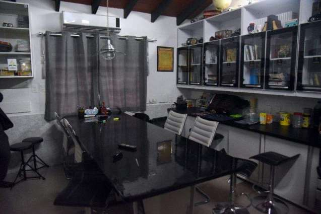 Brazilian drug lord turns jail cell into luxury suite