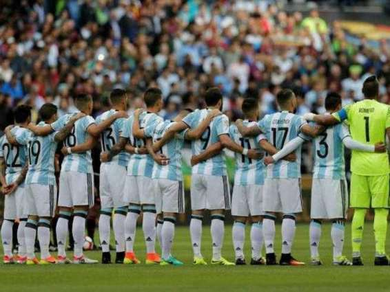 Football: Argentina Olympic team robbed at Mexico hotel