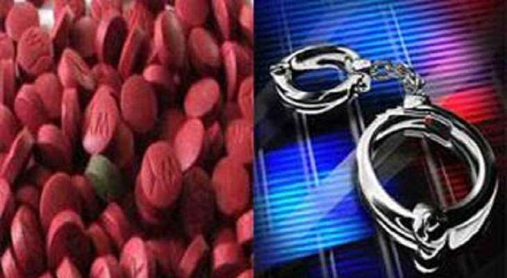 12 held with contraband