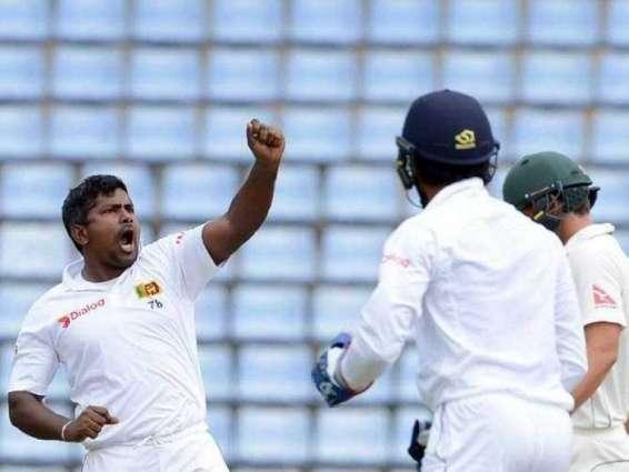 Cricket: Sri Lanka beat Australia by 106 runs in 1st Test