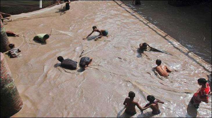 Gujarat: 4 children drowned in drain