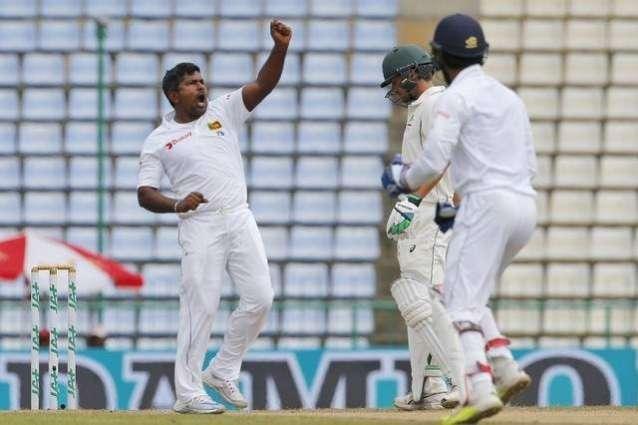 Cricket: Herath five-wicket haul seals Sri Lanka Aussie win