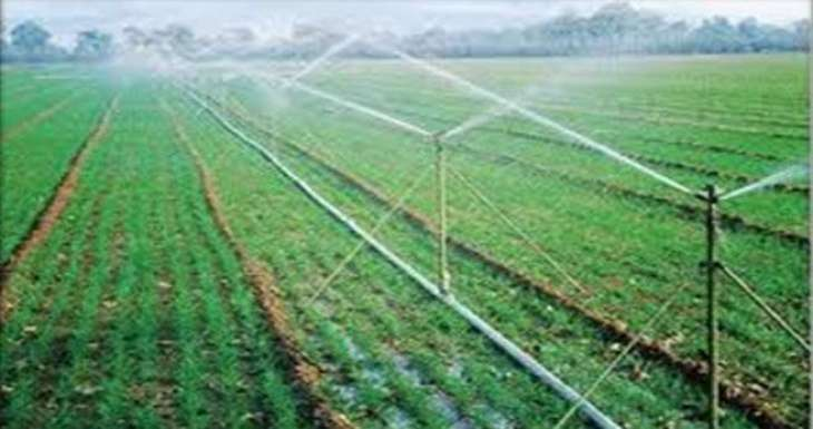 Govt working to minimise wastage of irrigation water