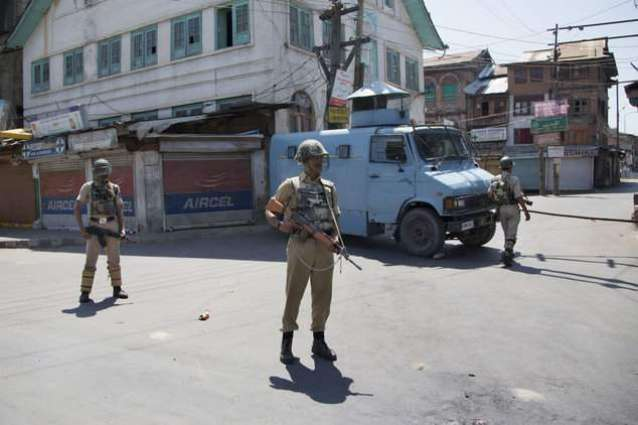 Several injured as Indian atrocities in Occupied Kashmir enter  23rd day