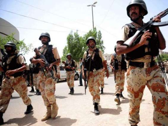 One Rangers personnel martyred in Larkana blast