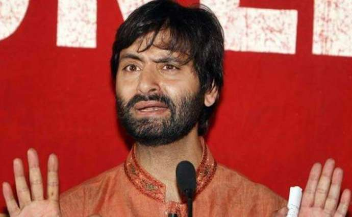 Yasin Malik shifted to Srinagar Central Jail