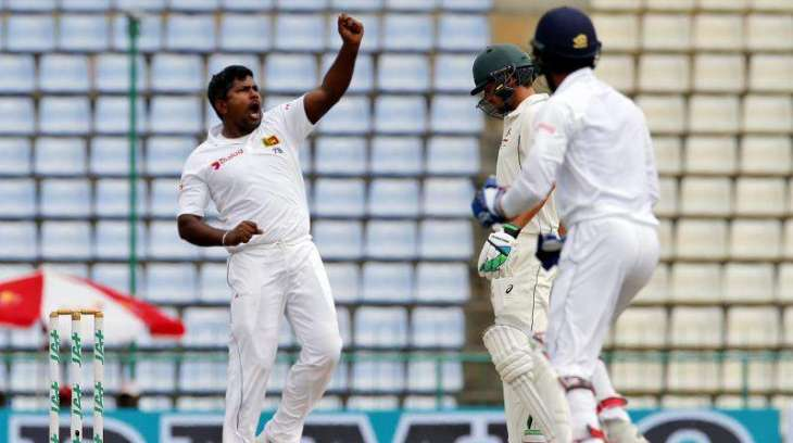 Cricket: Mendis, Herath seal Sri Lanka win over Australia