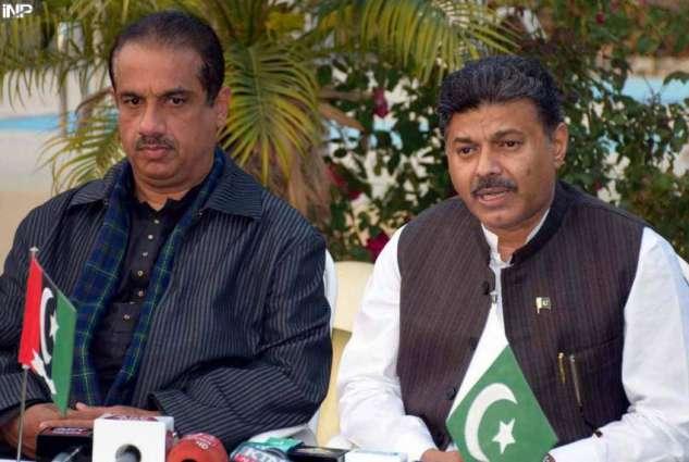 Senator Soomro condemns  Larkana blast