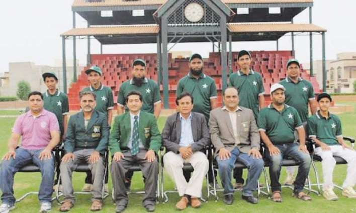 Pakistan blind baseball team returns from Italy