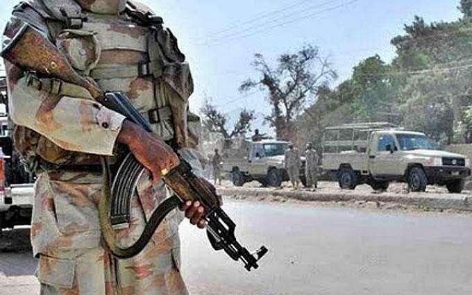 FC Balochistan arrests 13 suspects
