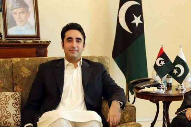 Sindh cabinet members call on Bilawal