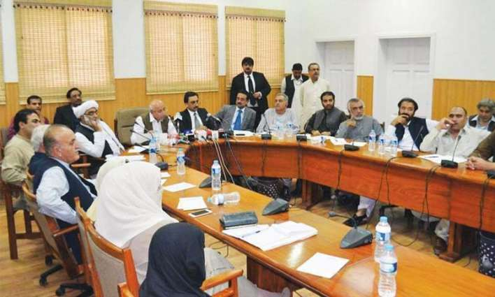 Balochistan Assembly body meeting on Aug 03