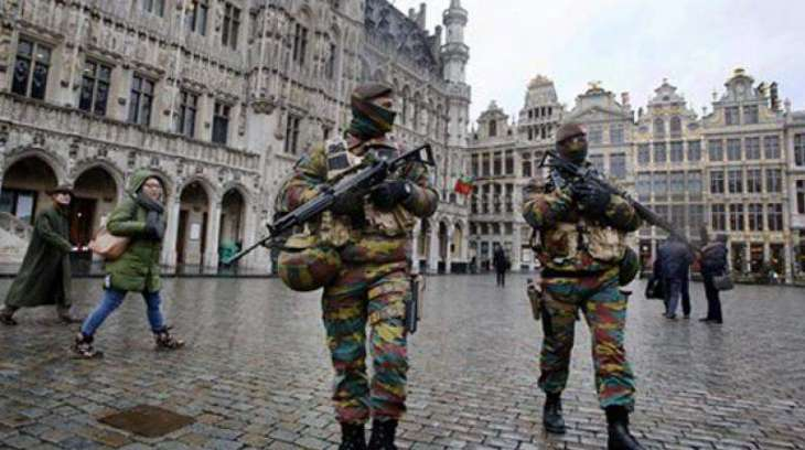 Belgium charges man with attempted 'terrorist murder': prosecutors