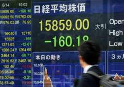 Tokyo stocks open lower after BoJ underwhelms