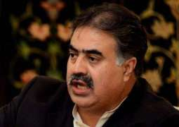 CM Balochistan Sanauallah Zehri claims RAW is behind attack