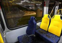 Firing attack on bus of journalists in Rio de Janeiro