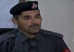 Constable Tahir Khan: a role model for youth