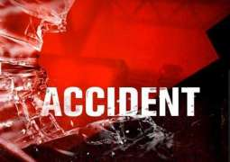 Chakwal: Truck collided with motorcycle, 3 killed