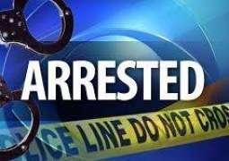 Karachi: 4 terrorist of Banned Lashkar e Jhangvi has been arrested