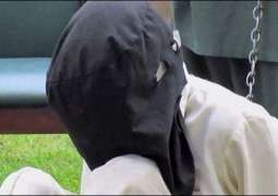 Anti-terrorism department's operation in Peshawar, 1 suicide bomber arrested