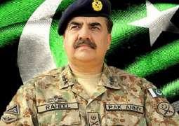 Coas General Raheel Sharif visits Malaysia for two days